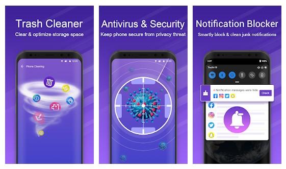 Aplikasi Nox Cleaner