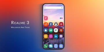 tema realme gratis menghemat baterai hp android 10 - realme theme - Cara Menghemat Baterai HP Android 10