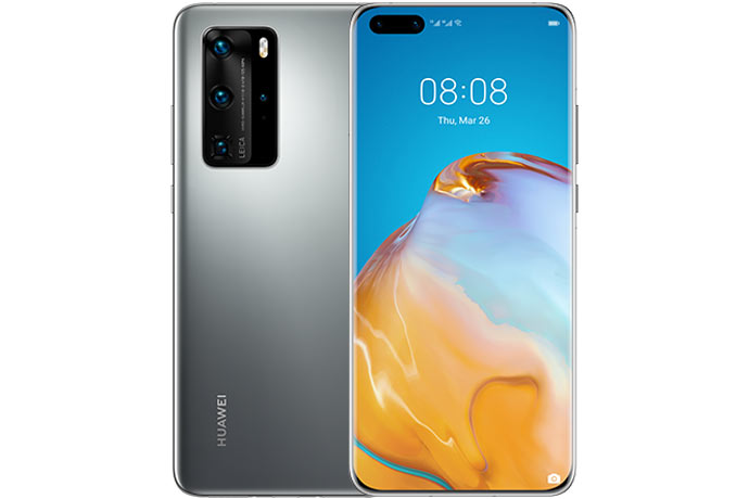 HP dengan Fitur Video 4K hp dengan fitur video 4k - Huawei P40 - 7 Rekomendasi HP dengan Fitur Video 4K Terbaik, Cocok Buat Nge-vlog