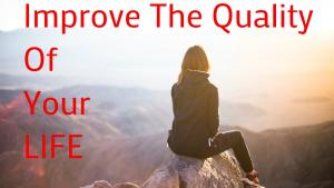 Improve Your Life Improve The Quality Of Your Life Four Pillars Of Life Living Life On Purpose