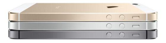 iPhone 5S's