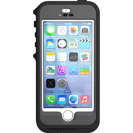 New Otterbox Preserver on iPhone 5s
