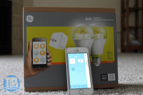 GE Wink Lights