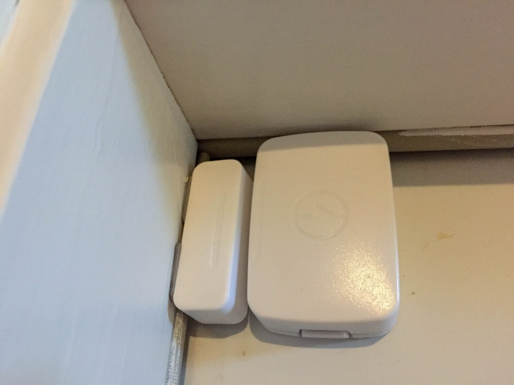 SmartThings V2 Door Sensor
