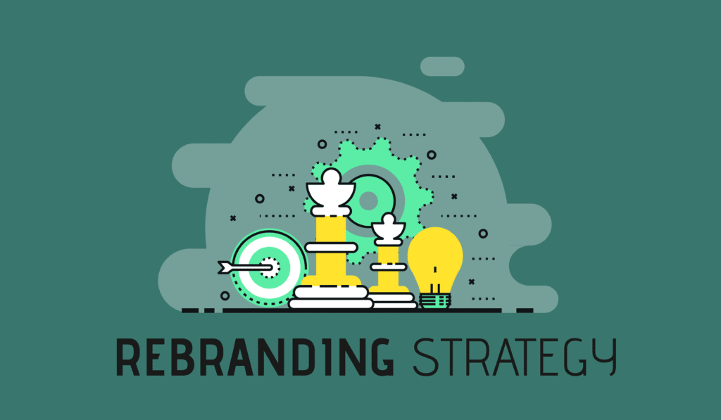 5 Tips For a Succesful Rebranding Strategy  Digital Brand