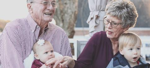 Digital Bravado Grandparents