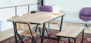 Digital Bravado table
