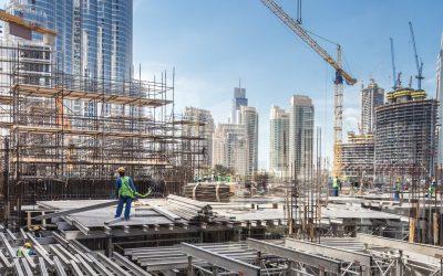Importancia de los datos portátiles en proyectos de construcción