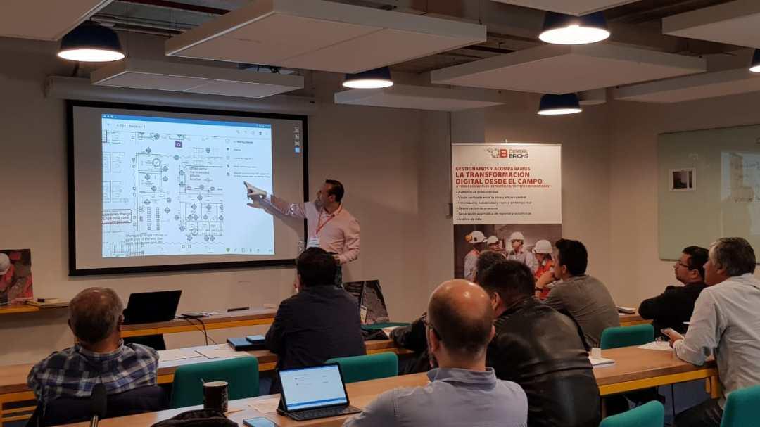 Workshop online Digital Bricks