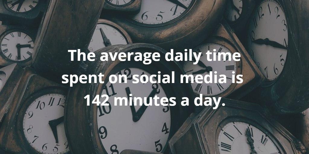 social media vital statistics