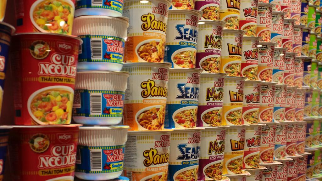 What if instant noodles were healthy for you and the planet?