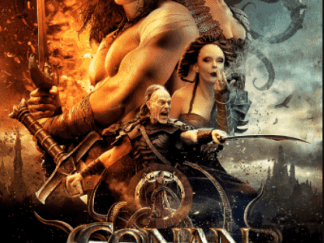 CONAN THE BARBARIAN (2011) iTunes DIGITAL COPY MOVIE CODE (DIRECT IN TO ITUNES) CANADA
