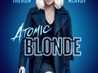 ATOMIC BLONDE 4K UHD iTunes DIGITAL MOVIE CODE ONLY (DIRECT IN TO ITUNES) USA CANADA
