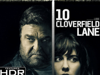 10 CLOVERFIELD LANE 4K UHD VUDU DIGITAL COPY MOVIE CODE (READ DESCRIPTION FOR CORRECT REDEMPTION SITE) USA