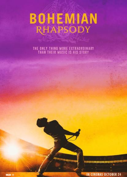 BOHEMIAN RHAPSODY HD GOOGLE PLAY DIGITAL COPY MOVIE CODE (DIRECT IN TO GOOGLE PLAY) CANADA