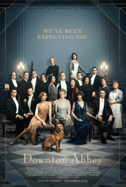 DOWNTON ABBEY HD GOOGLE PLAY DIGITAL COPY MOVIE CODE (DIRECT IN TO GOOGLE PLAY) CANADA