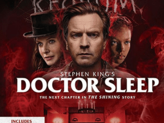 DOCTOR SLEEP & DOCTOR SLEEP DIRECTORS CUT (BOTH VERSIONS INCLUDED) 4K UHD MOVIES ANYWHERE (USA) / 4K UHD GOOGLE PLAY (CANADA) DIGITAL MOVIE CODE (READ DESCRIPTION FOR REDEMPTION SITE)