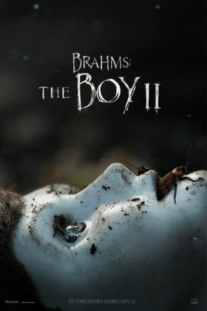BRAHM'S THE BOY 2 HD iTunes DIGITAL COPY MOVIE CODE (DIRECT IN TO ITUNES) CANADA