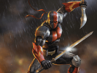 DEATHSTROKE KNIGHTS & DRAGONS THE MOVIE DC UNIVERSE HD MOVIES ANYWHERE (USA) / HD GOOGLE PLAY (CANADA) DIGITAL COPY MOVIE CODE (READ DESCRIPTION FOR REDEMPTION SITE)