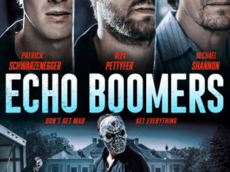ECHO BOOMERS HDX VUDU or HD iTunes (USA) / HD iTunes (CANADA) DIGITAL COPY MOVIE CODE (READ DESCRIPTION FOR REDEMPTION SITE)