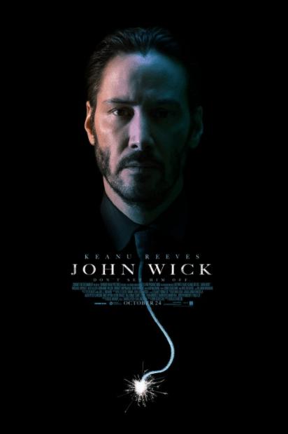 JOHN WICK 1 HD iTunes DIGITAL COPY MOVIE CODE (DIRECT IN TO ITUNES) CANADA
