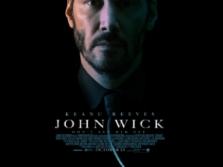 JOHN WICK 1 HD iTunes DIGITAL COPY MOVIE CODE (DIRECT IN TO ITUNES) CANADA