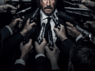 JOHN WICK 2 HD iTunes DIGITAL COPY MOVIE CODE (DIRECT IN TO ITUNES) CANADA