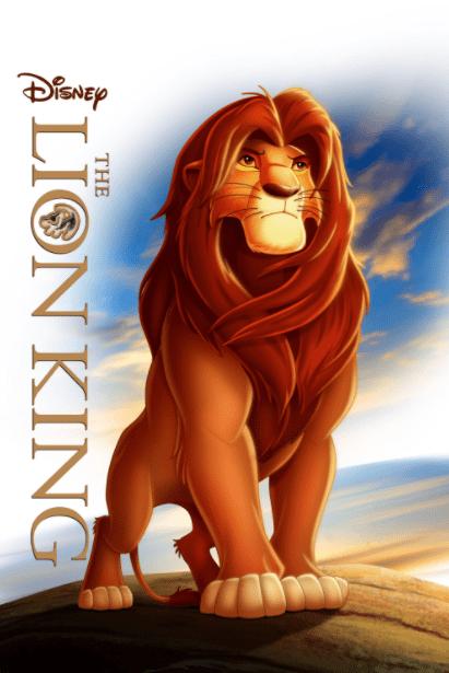 LION KING (THE) DISNEY HD GOOGLE PLAY DIGITAL COPY MOVIE CODE (DIRECT INTO GOOGLE PLAY) USA CANADA