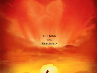 LION KING (THE) (LIVE ACTION) DISNEY HD GOOGLE PLAY DIGITAL COPY MOVIE CODE (DIRECT INTO GOOGLE PLAY) USA CANADA