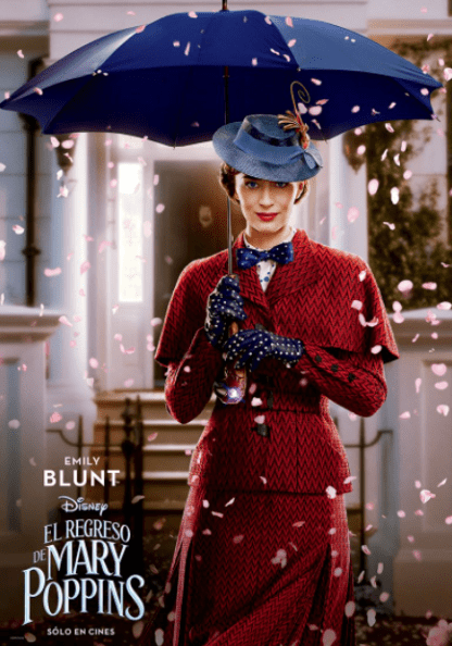 MARY POPPINS RETURNS DISNEY HD GOOGLE PLAY DIGITAL COPY MOVIE CODE (DIRECT INTO GOOGLE PLAY) USA CANADA