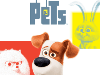 SECRET LIFE OF PETS 1 4K UHD iTunes DIGITAL COPY MOVIE CODE (DIRECT IN TO ITUNES ) USA CANADA