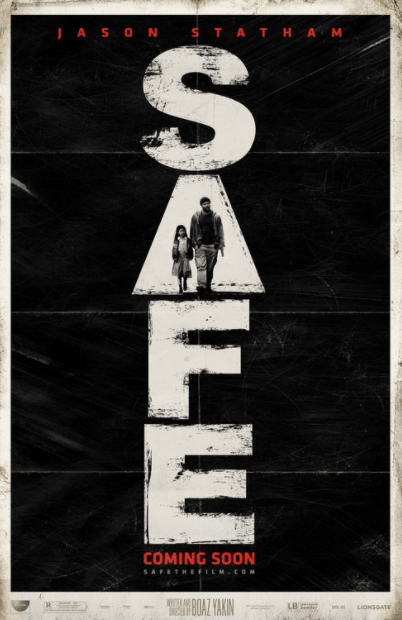 SAFE HD iTunes DIGITAL COPY MOVIE CODE (DIRECT IN TO ITUNES) CANADA