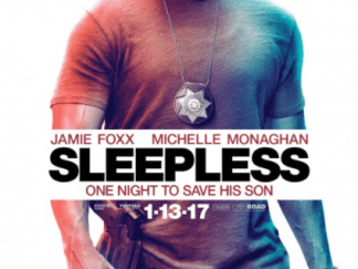 SLEEPLESS HD iTunes DIGITAL COPY MOVIE CODE (DIRECT IN TO ITUNES) USA