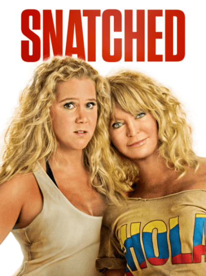 SNATCHED HDX VUDU, HDX MOVIES ANYWHERE, HD iTunes, HD GOOGLE PLAY (USA) / HD iTunes (CANADA) DIGITAL COPY MOVIE CODE (CANADIAN CLIENTS READ DESCRIPTION FOR REDEMPTION SITE/STEP INFO)