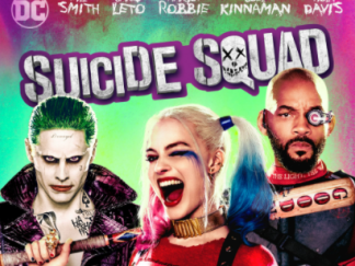 SUICIDE SQUAD (THEATRICAL & EXTENDED INCLUDED) HD GOOGLE PLAY DIGITAL COPY MOVIE CODE (DIRECT IN TO GOOGLE PLAY) CANADA