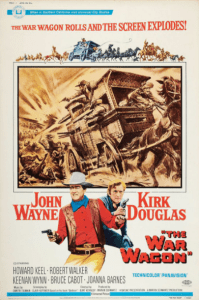 WAR WAGON (THE) HDX MOVIES ANYWHERE (USA) / HD GOOGLE PLAY (CANADA) DIGITAL COPY MOVIE CODE (READ DESCRIPTION FOR REDEMPTION SITE)