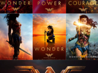 WONDER WOMAN HDX MOVIES ANYWHERE DIGITAL COPY MOVIE CODE (READ DESCRIPTION FOR REDEMPTION SITE) USA