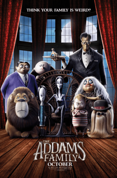 ADDAMS FAMILY (THE) 4K UHD iTunes DIGITAL COPY MOVIE CODE (DIRECT IN TO ITUNES) USA