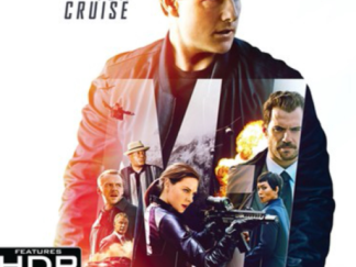 MISSION IMPOSSIBLE 6 FALLOUT 4K UHD iTunes DIGITAL COPY MOVIE CODE (DIRECT IN TO ITUNES) USA CANADA