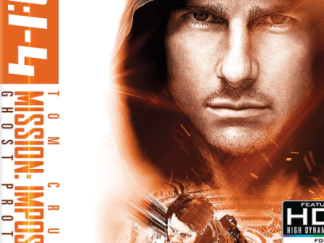 MISSION IMPOSSIBLE 4 GHOST PROTOCOL 4K UHD iTunes DIGITAL COPY MOVIE CODE (DIRECT IN TO ITUNES) USA CANADA