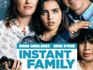 INSTANT FAMILY 4K UHD iTunes DIGITAL COPY MOVIE CODE (DIRECT IN TO ITUNES) USA CANADA