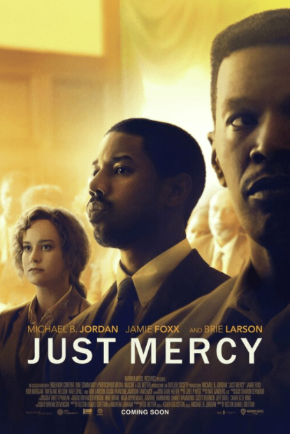 JUST MERCY HDX MOVIES ANYWHERE (USA) / HD GOOGLE PLAY (CANADA) DIGITAL COPY MOVIE CODE (READ DESCRIPTION FOR REDEMPTION SITE)