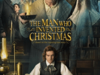 MAN WHO INVENTED CHRISTMAS (THE) HD iTunes DIGITAL COPY MOVIE CODE (DIRECT IN TO ITUNES) CANADA