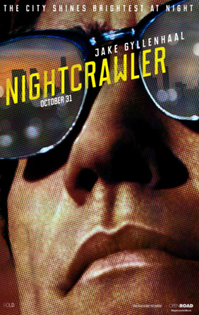 NIGHTCRAWLER HD iTunes DIGITAL COPY MOVIE CODE (DIRECT IN TO ITUNES) CANADA