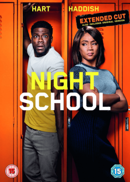 NIGHT SCHOOL EXTENDED HD GOOGLE PLAY DIGITAL COPY MOVIE CODE (DIRECT IN TO GOOGLE PLAY) CANADA