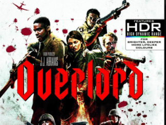 OVERLORD 4K UHD iTunes DIGITAL COPY MOVIE CODE (DIRECT IN TO ITUNES) USA CANADA