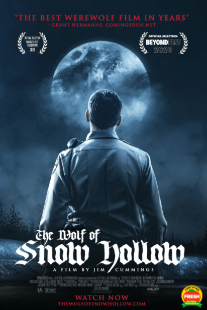 WOLF OF SNOW HOLLOW (THE) SD VUDU DIGITAL COPY MOVIE CODE (READ DESCRIPTION FOR REDEMPTION SITE) USA