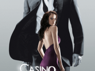 CASINO ROYALE JAMES BOND 007 DANIEL CRAIG HD GOOGLE PLAY DIGITAL COPY MOVIE CODE (DIRECT IN TO GOOGLE PLAY) CANADA
