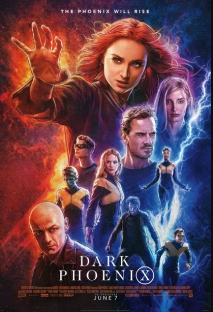 DARK PHOENIX / X-MEN DARK PHOENIX HD GOOGLE PLAY DIGITAL COPY MOVIE CODE (DIRECT IN TO GOOGLE PLAY) CANADA