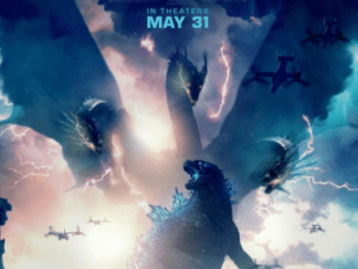 GODZILLA KING OF THE MONSTERS HDX MOVIES ANYWHERE (USA) / HD GOOGLE PLAY (CANADA) DIGITAL COPY MOVIE CODE (READ DESCRIPTION FOR REDEMPTION SITE)
